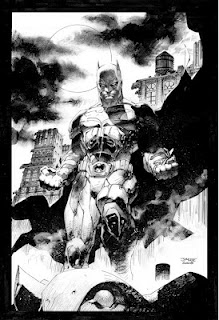 di clemente-batman jim lee