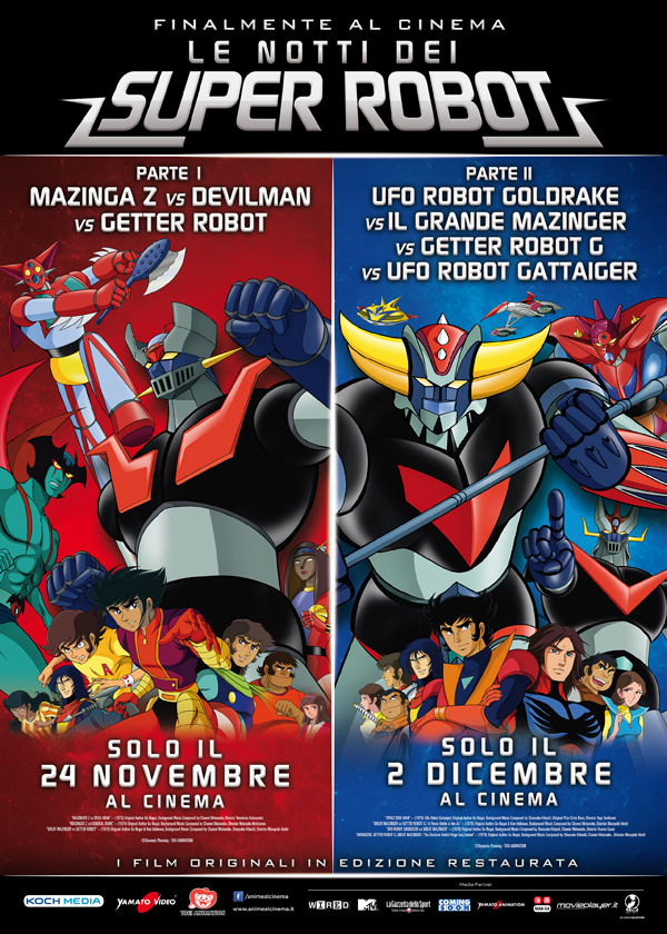 super robot cinema parte1