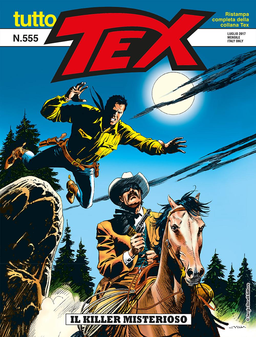 tutto tex 555 cover